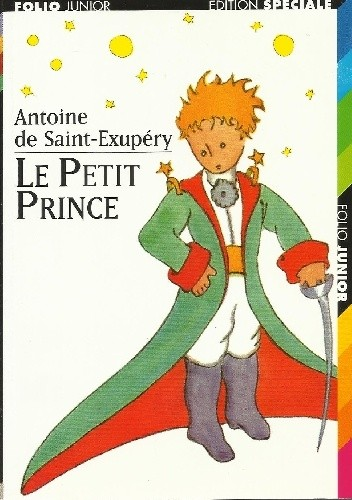 Okładka książki Le Petit Prince