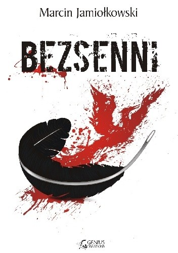 Okładka książki Bezsenni