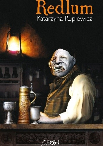 Okładka książki Redlum