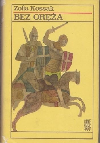 Okładka książki Bez oręża