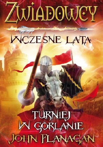 Okładka książki Turniej w Gorlanie