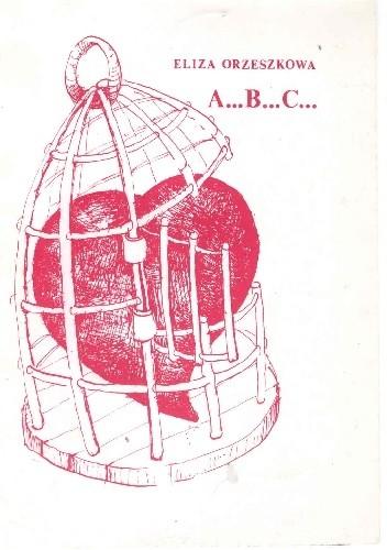 Okładka książki A.. B... C...