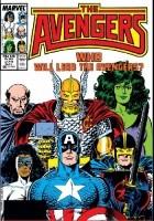 Avengers #279