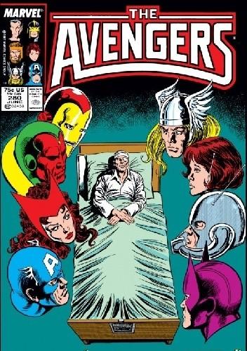 Okładka książki Avengers #280