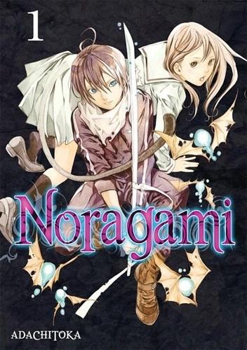 Okładka książki Noragami #1