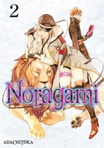 Okładka książki Noragami #2