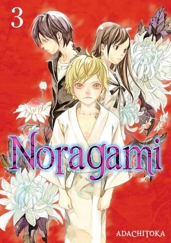 Okładka książki Noragami #3