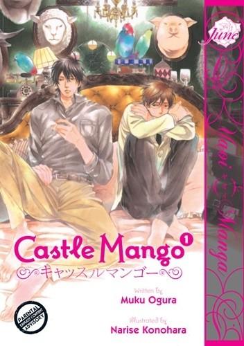 Okładka książki Castle Mango 1