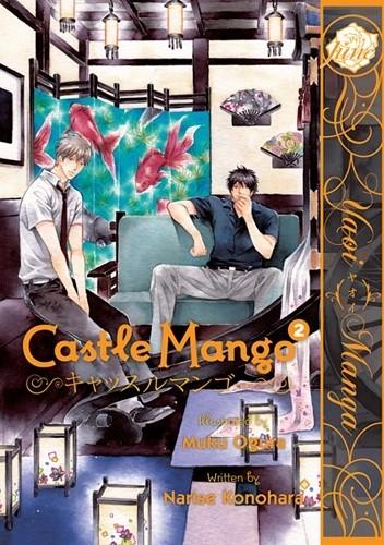 Okładka książki Castle Mango 2