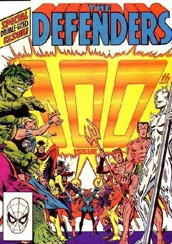 Okładka książki Defenders #100