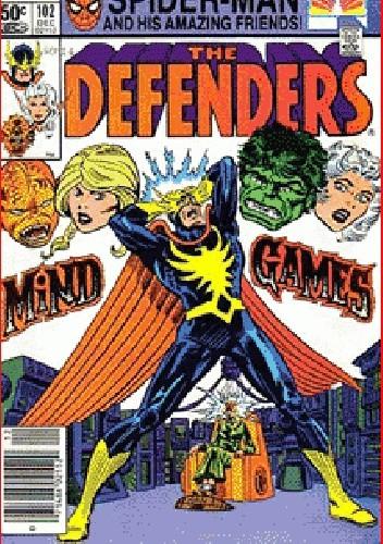 Okładka książki Defenders #102