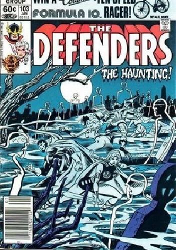 Okładka książki Defenders #103