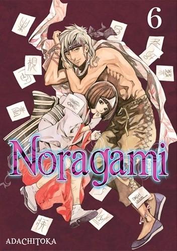 Okładka książki Noragami #6