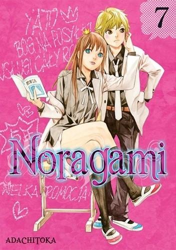 Okładka książki Noragami #7
