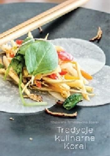 Okładka książki Tradycje kulinarne Korei