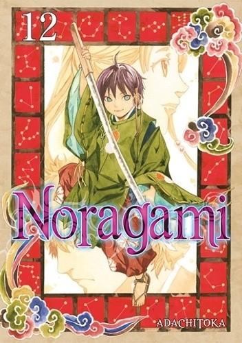 Okładka książki Noragami #12