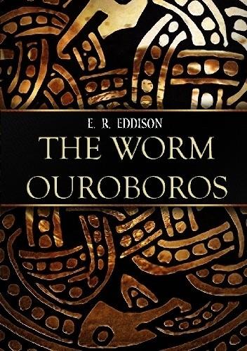 Okładka książki The Worm Ouroboros