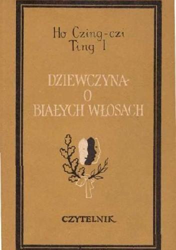 Okładka książki Dziewczyna o białych włosach