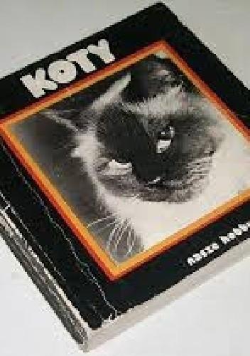 Okładka książki KOTY nasze hobby