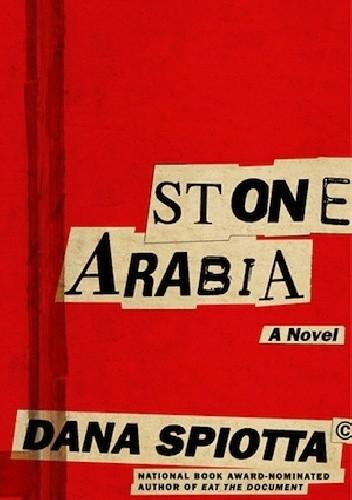 Okładka książki Stone Arabia