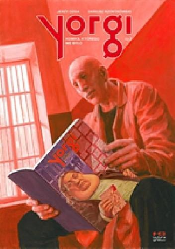 Okładka książki Yorgi # 3: Komiks, którego nie było
