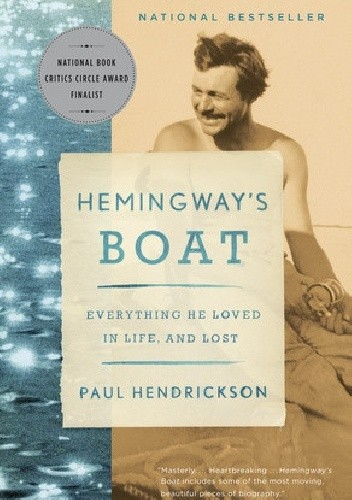 Okładka książki Hemingway's Boat