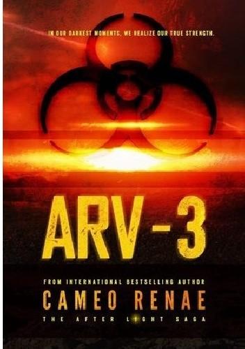 Okładka książki ARV-3