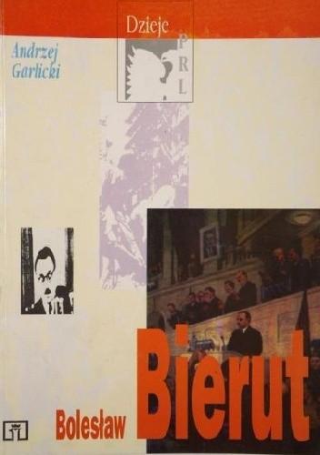 Okładka książki Bolesław Bierut