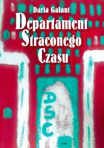 Okładka książki Departament Straconego Czasu