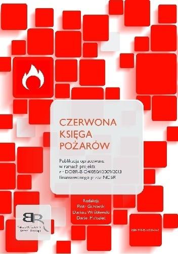 Okładka książki Czerwona Księga Pożarów