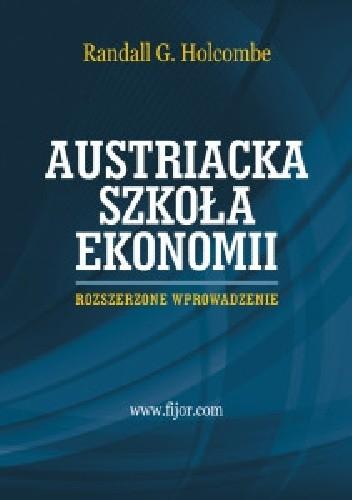 Okładka książki Austriacka szkoła ekonomii