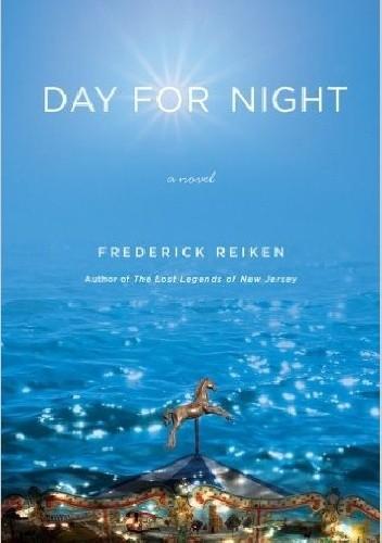 Okładka książki Day for Night