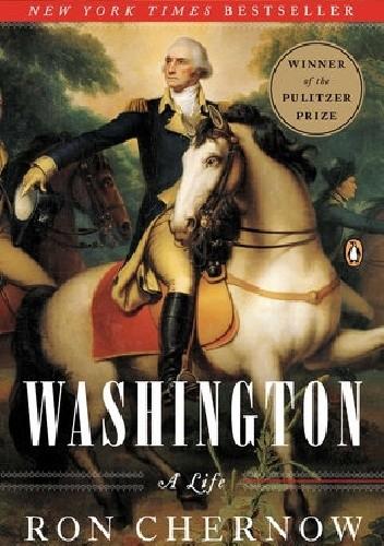 Okładka książki Washington: A Life