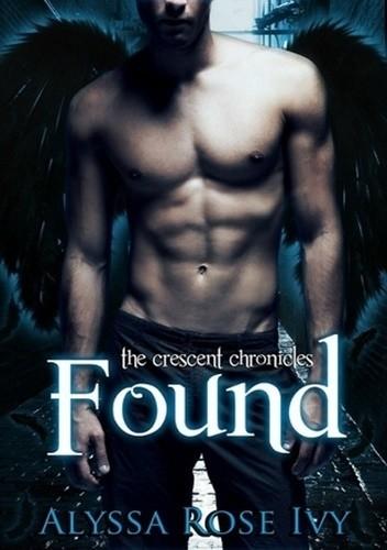 Okładka książki Found