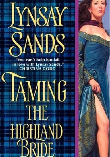 Okładka książki Taming the Highland Bride