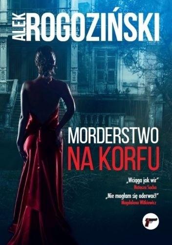 Okładka książki Morderstwo na Korfu