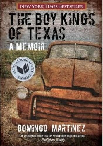 Okładka książki The Boy Kings of Texas