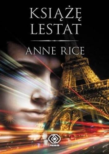 Okładka książki Książę Lestat