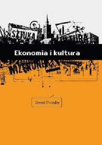 Okładka książki Ekonomia i kultura