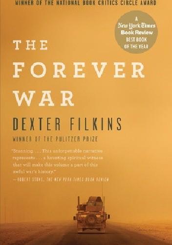 Okładka książki The Forever War