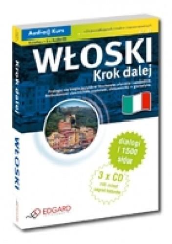 Okładka książki Włoski Krok dalej Książka + 3 x Audio CD