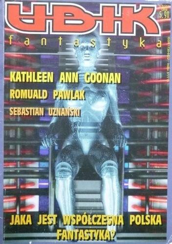 Okładka książki Ubik, nr 3 (3/2003)