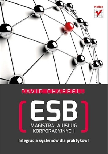 Okładka książki ESB. Magistrala usług korporacyjnych