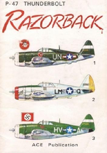 Okładka książki P-47 Thunderbolt Razorback