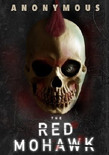 Okładka książki The Red Mohawk