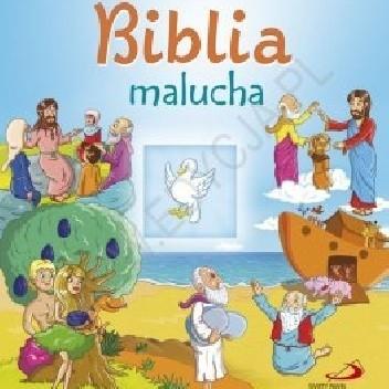 Okładka książki Biblia Malucha