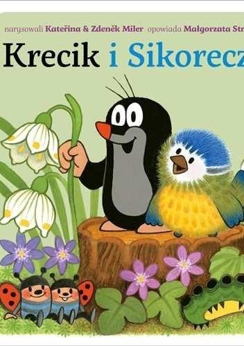 Okładka książki Krecik i sikoreczka