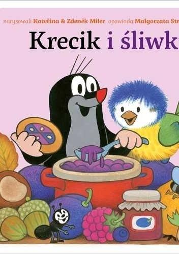 Okładka książki Krecik i śliwki