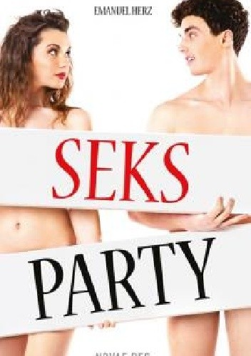 Okładka książki Seks party