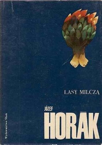 Okładka książki Lasy milczą